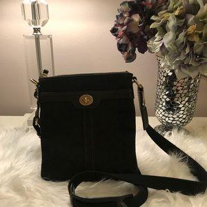 Coach Signature Black Crossbody Handbag
